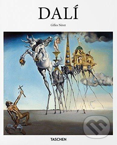 Dalí - Gilles Néret