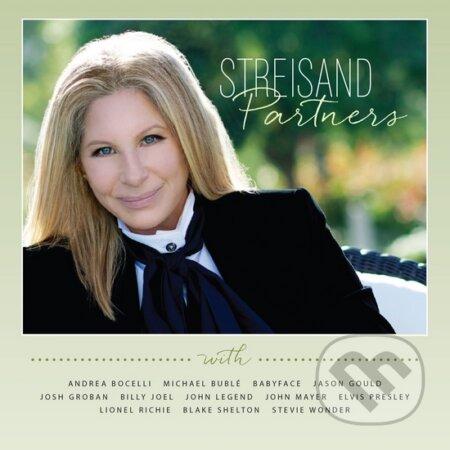 Barbra Streisand: Partners Deluxe - Barbra Streisand