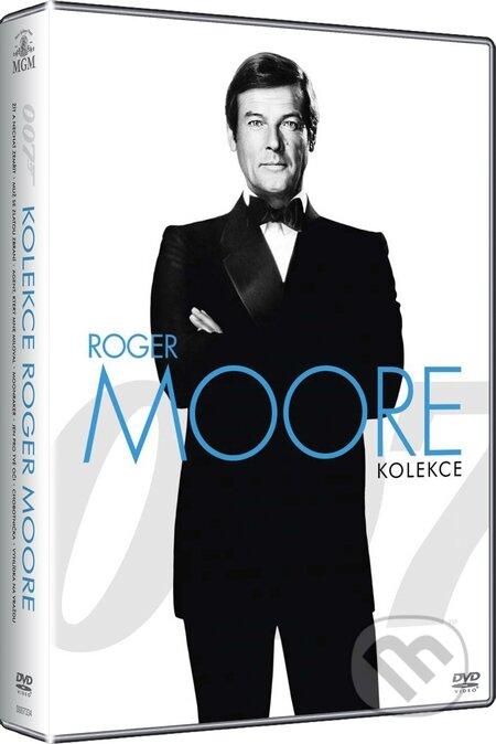 Roger Moore kolekce DVD
