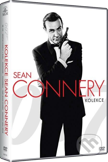 Sean Connery kolekce DVD