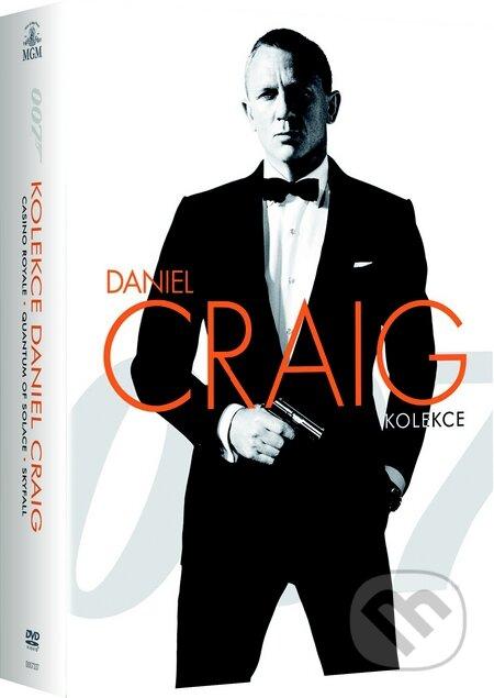 Daniel Craig kolekce DVD