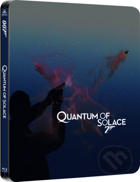 Quantum of Solace Steelbook BLU-RAY