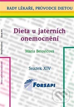 Dieta u jaterních onemocnění - Mária Belovičová