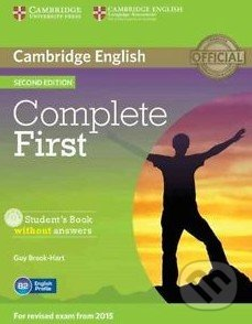 Complete First - Student\'s Book without Answers - Guy Brook-Hart