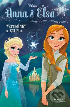 Anna a Elsa - Vzpomínky a kouzla -