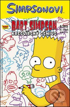 Bart Simpson: Kreslířský génius -
