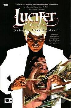 Lucifer 1: Ďábel vchází do dveří - Mike Carey