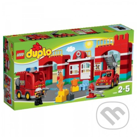LEGO DUPLO 10593 Hasičská stanica -