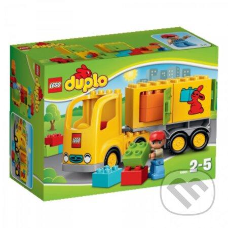 LEGO DUPLO 10601 Nákladiak -