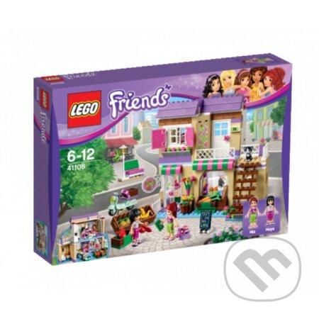 LEGO Friends 41108 Trh s potravinami v mestečku Heartlake -