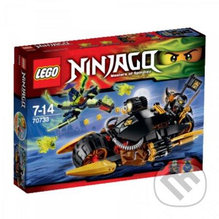 LEGO Ninjago 70733 Blaster Bike -