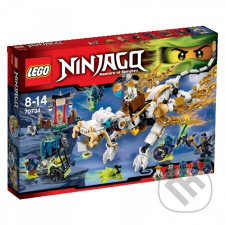 LEGO Ninjago 70734 Drak Majstra Wu -