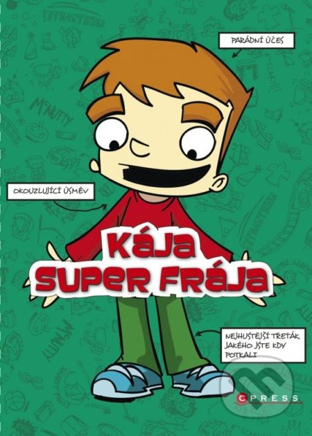 Kája, super frája (BOX) - Josh Alves, D.L. Greenová