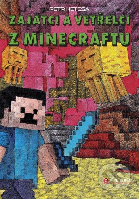 Příběhy Minecraftu (BOX) - Petr Heteša