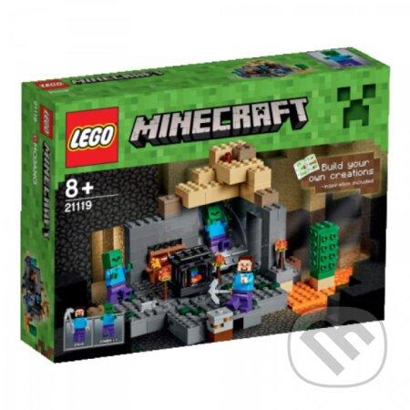 LEGO Minecraft 21119 Hladomorňa -