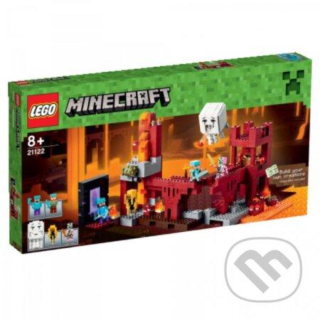 LEGO Minecraft 21122 Podzemná pevnosť -