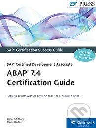 ABAP 7.4 Certification Guide-SAP Certified Development Associate - Puneet Asthana
