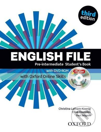 New English File - Pre-Intermediate - Student\'s Book - Paul Seligson