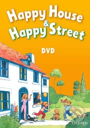 Happy House and Happy Street 1 - DVD -
