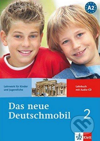 Das Neue Deutschmobil 2: Lehrbuch -