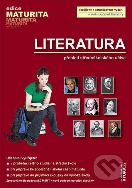 Maturita - Literatura - Přehled SŠ učiva - Náhled učebnice
