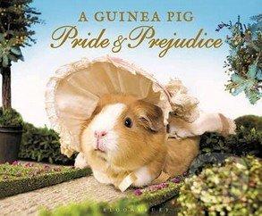 A Guinea Pig: Pride and Prejudice - Jane Austen, Alex Goodwin, Tess Gammell