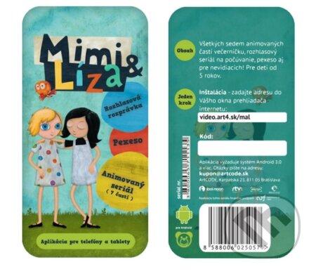Mimi & Líza DVD