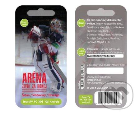 ARENA život za hokej DVD