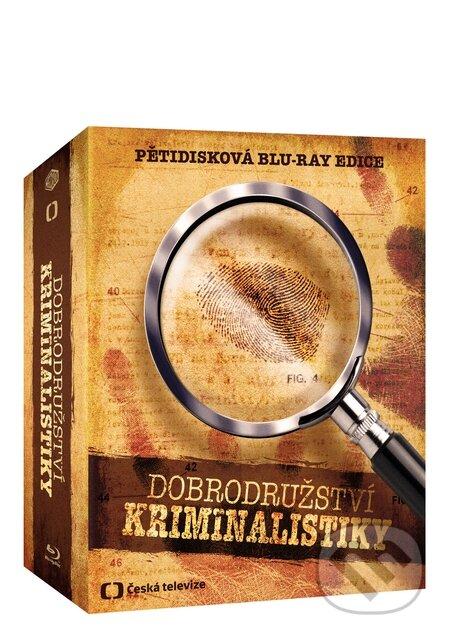 Dobrodružství kriminalistiky kolekce BLU-RAY