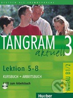 Tangram aktuell 3 - Kursbuch + Arbeitsbuch - Eduard Von Jan