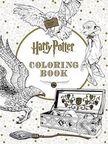 Harry Potter Coloring Book 1 -