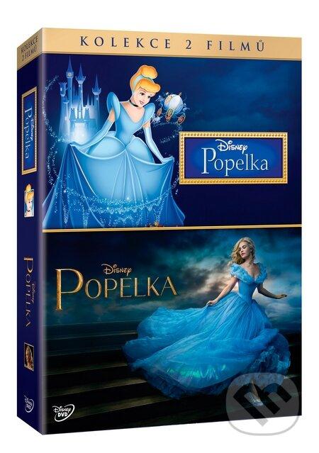 Popoluška + Popoluška DE kolekcia DVD