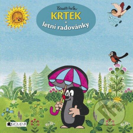 Krtek a letní radovánky - Zdeněk Miler