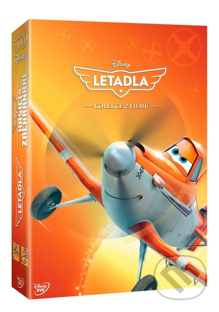 Letadla kolekce 1. - 2. DVD