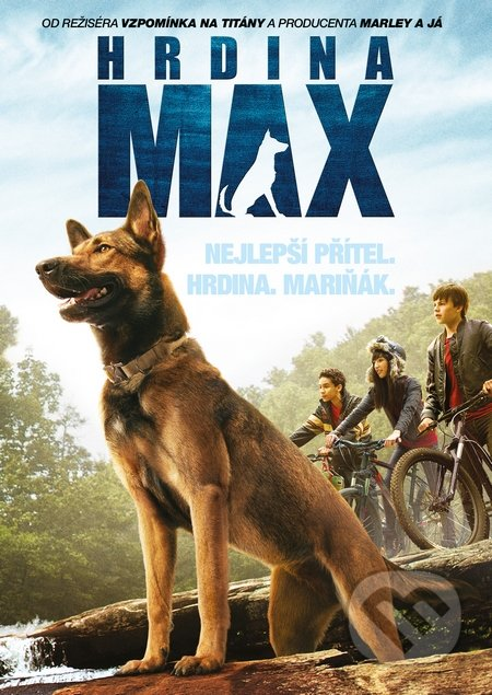 Hrdina Max DVD