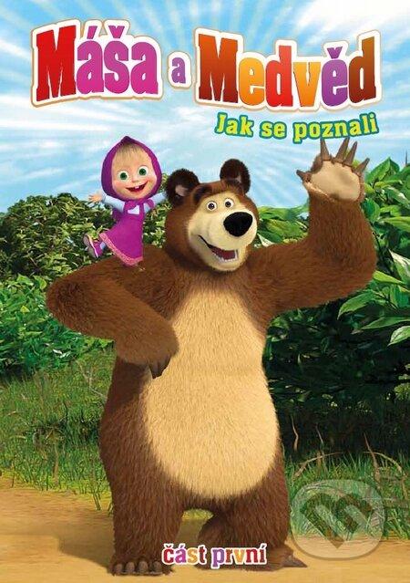 Máša a medvěd 1. DVD