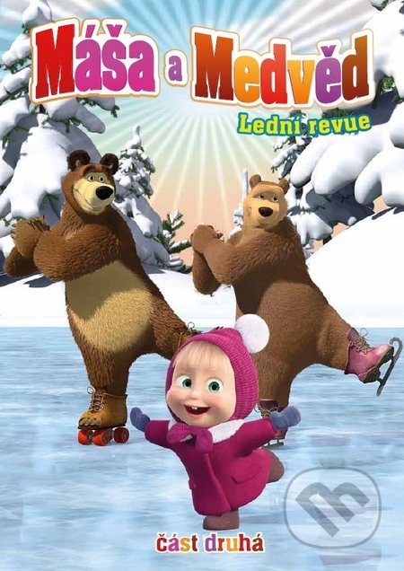 Máša a medvěd 2. DVD