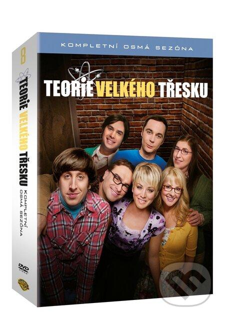Teorie velkého třesku 8.série DVD