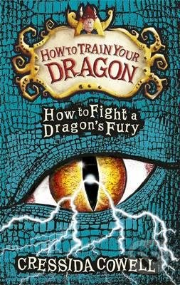 How to Fight a Dragon\'s Fury - Cressida Cowell