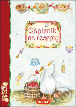 Zápisník na recepty -