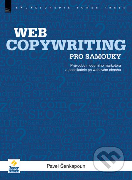 Webcopywriting pro samouky - Pavel Šenkapoun