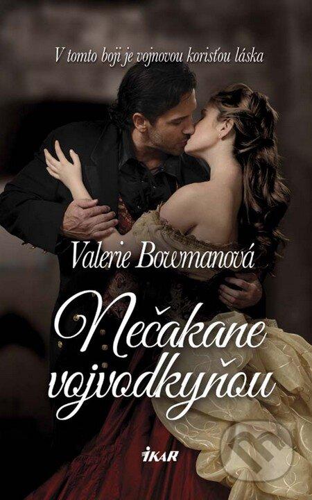 Nečakane vojvodkyňou - Valerie Bowman