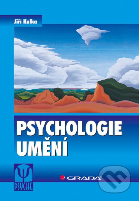 Psychologie umění - Jiří Kulka