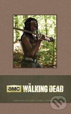 The Walking Dead Ruled Journal: Michonne -