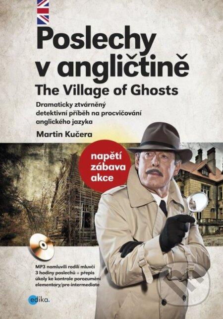 Poslechy v angličtině - Martin Kučera