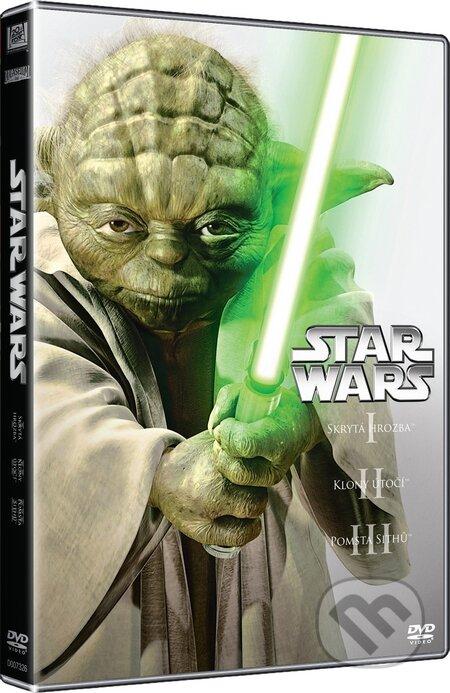 Star Wars Trilogie I, II, III DVD