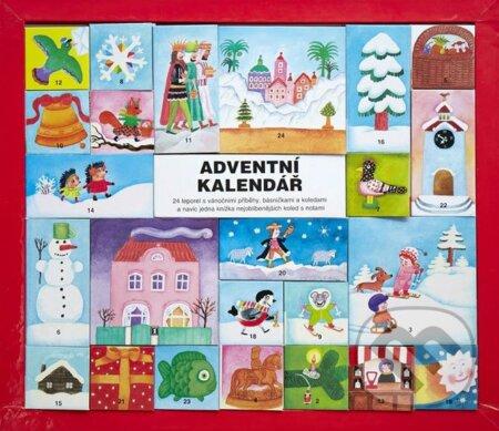 Adventní kalendář - Iva Pecháčková