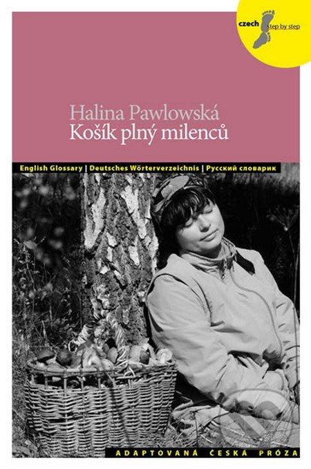 Košík plný milenců a jiné povídky + CD - Halina Pawlowská