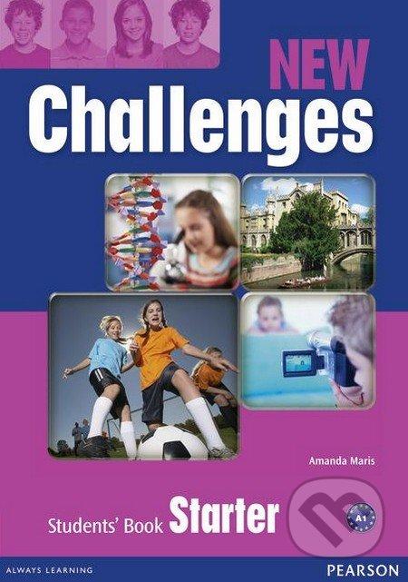 New Challenges - Starter - Student\'s Book - Amanda Maris