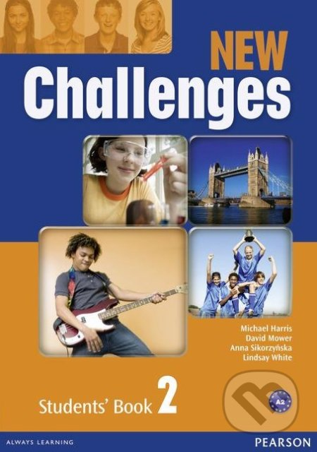 NEW Challenges - Náhled učebnice